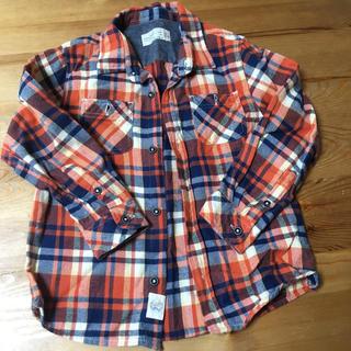 ザラキッズ(ZARA KIDS)のザラ ボーイズ 襟付きシャツ(ブラウス)