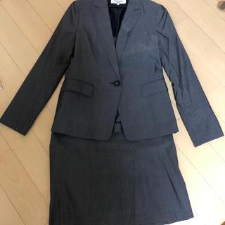 ナチュラルビューティーベーシック(NATURAL BEAUTY BASIC)のナチュラルビューティベーシック スーツ Lサイズ お値下げ最終(スーツ)
