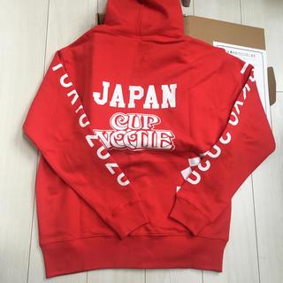オリンピック日本代表デザインパーカー 新品未開封(ノベルティグッズ)