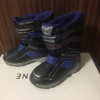 スノー ブーツ 21cm スパイク付(ブーツ)