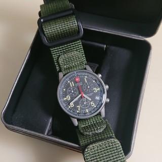 ウェンガー(Wenger)のウェンガー【S.A.K design】(腕時計(アナログ))