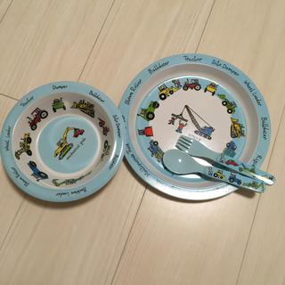 アクタス(ACTUS)の子供用 食器セット(プレート/茶碗)