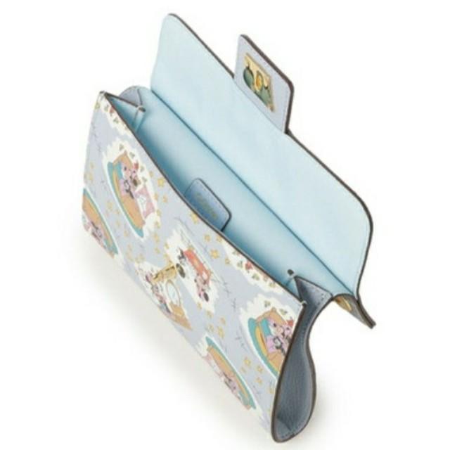 Samantha Vega(サマンサベガ)のバッグ サマンサタバサ サマンサベガ フィガロ ミニー ポーチ ディズニー レディースのバッグ(クラッチバッグ)の商品写真