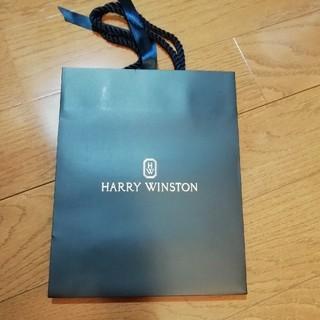 ハリーウィンストン(HARRY WINSTON)のショップ袋 HARRY WINSTON(ショップ袋)