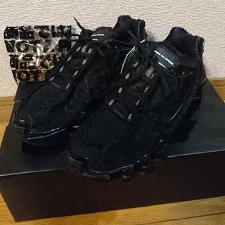 コムデギャルソン(COMME des GARCONS)のCOMME des GARCONS x Nike スニーカー【23㎝】(スニーカー)