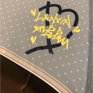 ランバンオンブルー(LANVIN en Bleu)のランバンオンブルー 傘 長傘 雨傘 親骨の長さ60cm タグ付き ネット最安値!(傘)