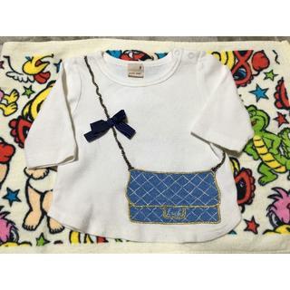 プティマイン(petit main)の7分袖Tシャツ♡(Tシャツ)