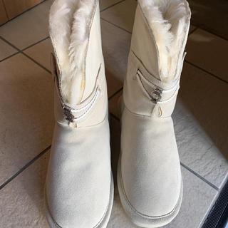 ムートン  ブーツ  大きいサイズ  シープスキン(ブーツ)