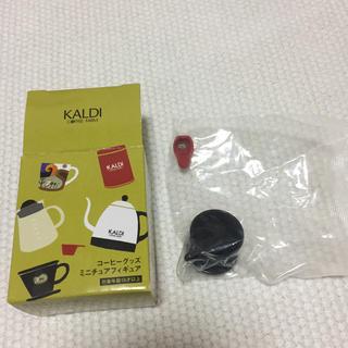 カルディ(KALDI)のKALDI コーヒーグッズ ミニチュアフィギュア (ミニチュア)