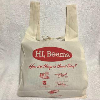 ビームス(BEAMS)の稀少品 BEAMSハワイアンスタイルエコバッグ(エコバッグ)