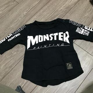 ジャム(JAM)のJAM ロンT黒80(Tシャツ)
