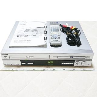 ビクター(Victor)のVictor  DVDプレイアー 一体型 S-VHS HR-DS1 希少✨✨(DVDプレーヤー)