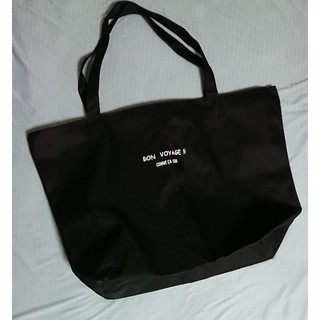 コムサイズム(COMME CA ISM)のコムサイズム バッグ 黒 大きい ブラック ビッグ 旅行 収納 トートバッグ(トートバッグ)