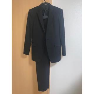 コムサメン(COMME CA MEN)のCOMME CA MEN コムサ メン スーツ 44 黒(セットアップ)