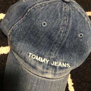 トミーヒルフィガー(TOMMY HILFIGER)のTOMMY JEANS キャップ(キャップ)