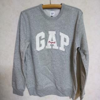 ギャップ(GAP)のGAP 長袖トレーナー ユニセックスS(スウェット)