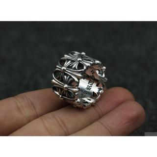 クロムハーツ(Chrome Hearts)のK142 クロムハーツセメタリーリング(リング(指輪))