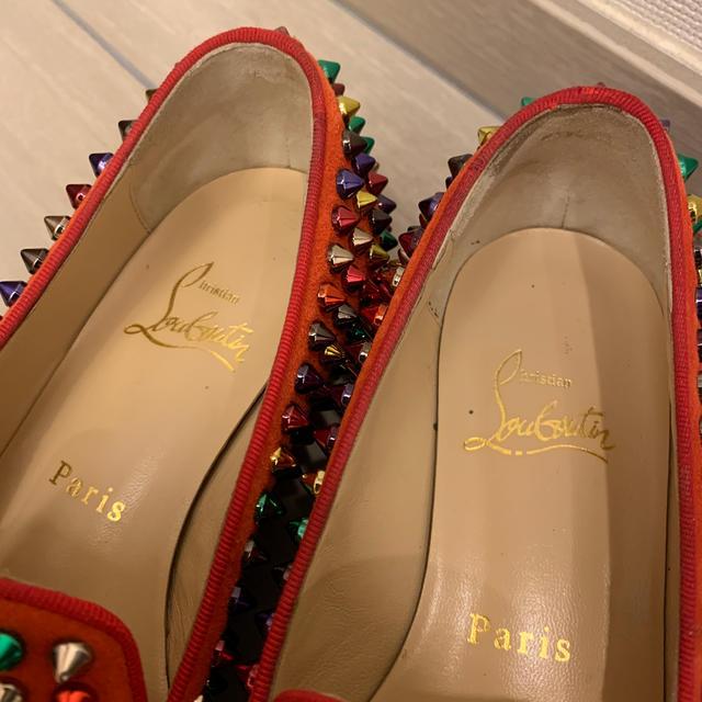 Christian Louboutin(クリスチャンルブタン)の専用♡ レディースの靴/シューズ(ローファー/革靴)の商品写真