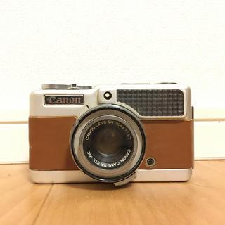 キヤノン(Canon)のCANON Demi S ハーフカメラ(フィルムカメラ)
