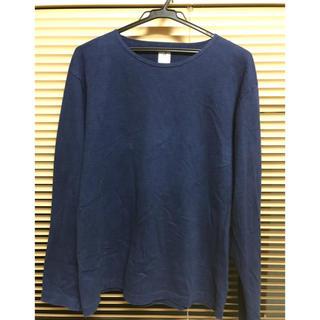 コモリ(COMOLI)のアナトミカ ANATOMICA カットソー Mサイズ(Tシャツ/カットソー(七分/長袖))