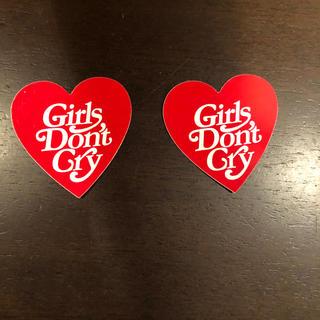 2枚 GirlsDon'tCry girlsdontcry ガールズドントクライ(その他)
