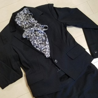 ナラカミーチェ(NARACAMICIE)の【Shoママ様専用】 NARACAMICIE ブラックスーツ(スーツ)
