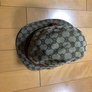 グッチ(Gucci)のGUCCIジュニア帽子です。(帽子)