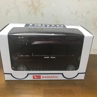 ダイハツ(ダイハツ)のDAIHATSU TANTO CUSTOM ミニカー 非売品(ミニカー)