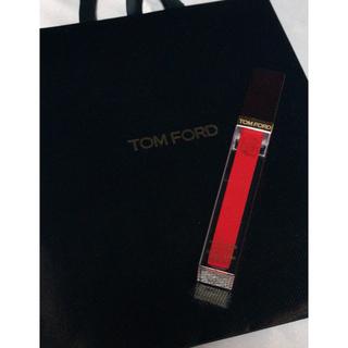 トムフォード(TOM FORD)の最終値下げTOM  FORDウルトラシャインリップグロス 8ロストチェリー 廃盤(リップグロス)