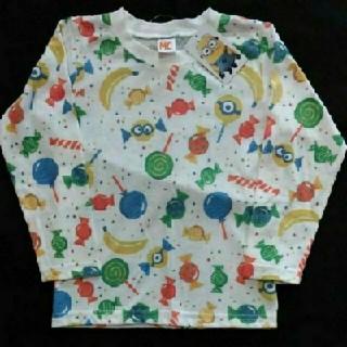 ミニオン(ミニオン)の①ミニオン長袖(Tシャツ/カットソー)
