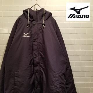 ミズノ(MIZUNO)の【mizuno】 ミズノ ナイロンジャケット ベンチコート ダウン(ウェア)