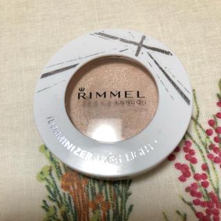 リンメル(RIMMEL)のKさん専用✩リンメル イルミナイザー(フェイスパウダー)
