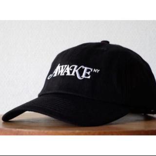アウェイク(AWAKE)のgirls don't cry awake ny cap キャップ(キャップ)