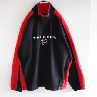 リーボック(Reebok)の【訳有】US NFL リーボック ハーフジップ フリース ジャケット XL(スウェット)