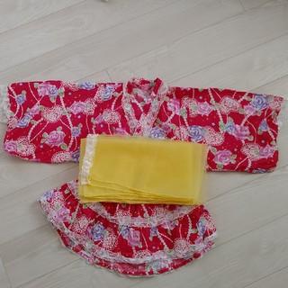 ミニ浴衣130