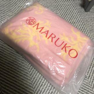 マルコ(MARUKO)の【新品】マイクロファイバータオル(タオル/バス用品)