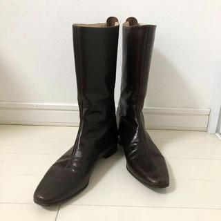 マノロブラニク(MANOLO BLAHNIK)のManolo Blahnik ブーツ(ブーツ)