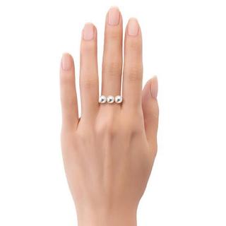 アパルトモンドゥーズィエムクラス(L'Appartement DEUXIEME CLASSE)のAnne様専用 バランス プラス リング. エルメス リング セリーヌリング(リング(指輪))