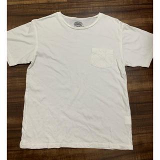 ジャーナルスタンダード(JOURNAL STANDARD)のジャーナルスタンダード メンズ Tシャツ Mサイズ ホワイト(Tシャツ/カットソー(半袖/袖なし))