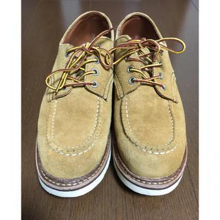 レッドウィング(REDWING)のレッド ウイング ワークオックスフォード8015 美品(ブーツ)