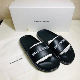Balenciaga - BALENCIAGA バレンシアガ エブリデイ サンダル サイズ38レディース