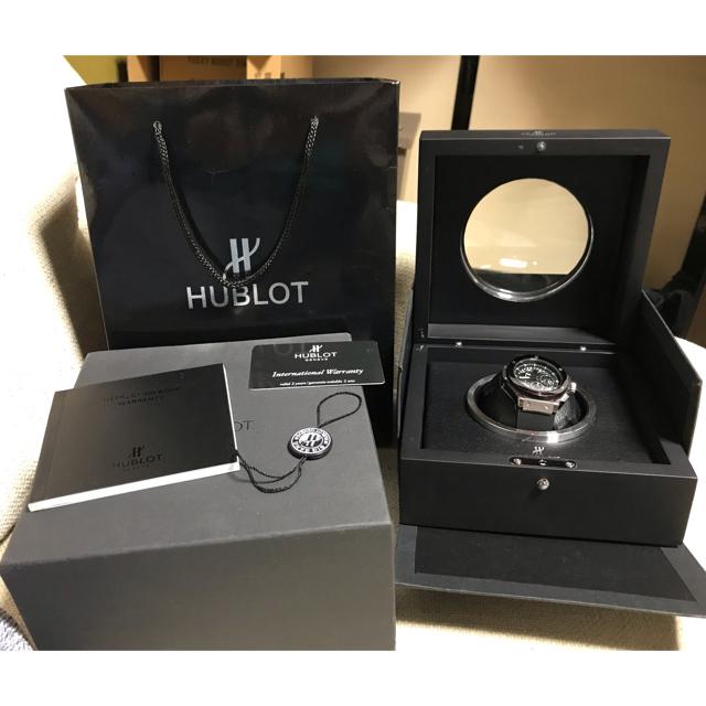 スーパーコピー 腕時計 口コミ 40代 、 HUBLOT - HUBLOT 時計の通販 by J's shop