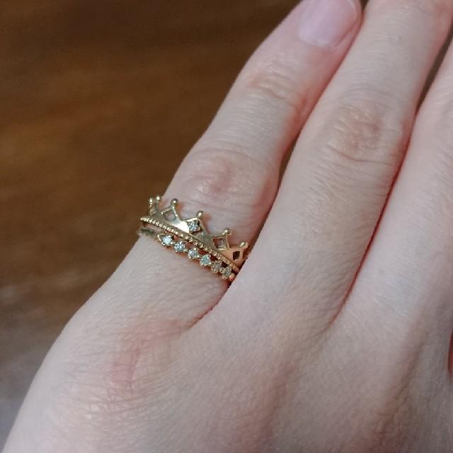 NOJESS(ノジェス)のNOJESS ピンキーリング レディースのアクセサリー(リング(指輪))の商品写真
