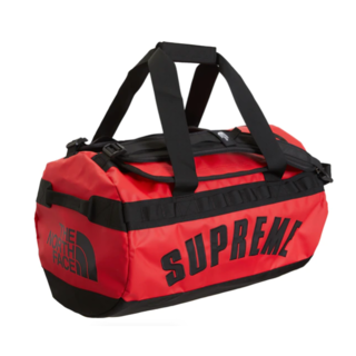 Supreme - Supreme The North Face Duffle Bag Red