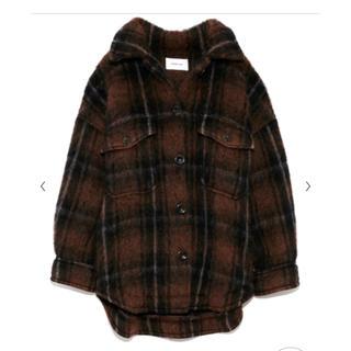 フレイアイディー(FRAY I.D)のフレイアイディー ウールシャツジャケット(その他)