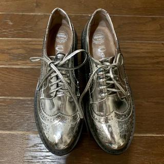 ジェフリーキャンベル(JEFFREY CAMPBELL)のjeffery campbell ジェフリーキャンベル 厚底 シューズ(ローファー/革靴)