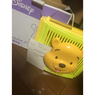 ディズニー(Disney)のプーさん 空気清浄機(加湿器/除湿機)