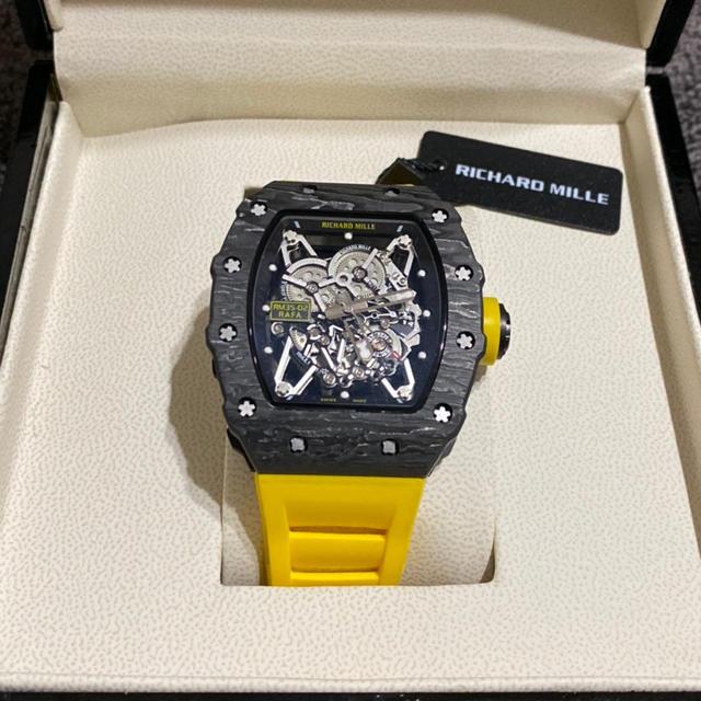 スーパーコピー 時計 まとめ - RM-35-02 箱付き◯ 即日発送◯の通販 by ひまわり🌻's shop