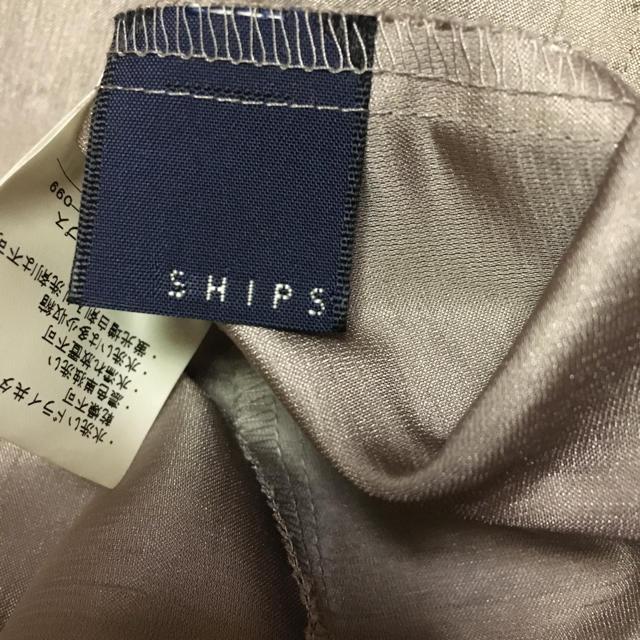 SHIPS(シップス)の S H I P Sのブラウス レディースのトップス(シャツ/ブラウス(長袖/七分))の商品写真