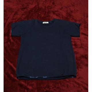 ユナイテッドアローズ(UNITED ARROWS)のmonkey time UNITED ARROWS 半袖 シャツ ネイビー(Tシャツ/カットソー(半袖/袖なし))